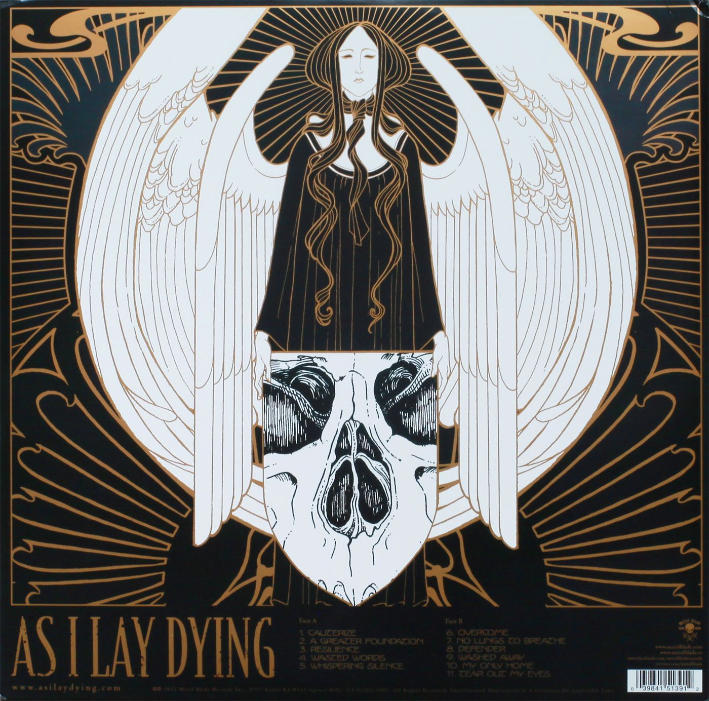 Turbid As I Lay Dying Awakened