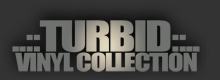 logo turbid vinyl collection